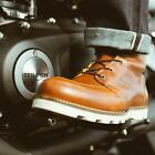 Genuine Triumph Stoke Tan Motorcycle Riding Boots MBTS18616 $169.0 USD on eBay