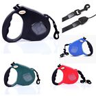 8M Automatic Retractable Pet Dog Traction Rope Walking Lead Leash Heavy Duty US