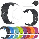 For Garmin Approach S3 Touchscreen Golf Soft Silicone Bracelet Band Strap + Tool
