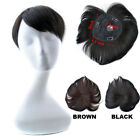 "5 ""x 4.5"" Women hair Toppers Toupees Hairpieces Clip in human hair Extensions"