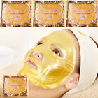 3/5/10pc Gold Bio-Collagen Crystal Face Mask Anti Ageing Facial Mask Skin Beauty