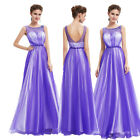Ever-Pretty Long Formal Party Dresses Evening Midnight Wedding Prom Gown 08747