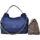 Dasein 2-in-1 Hobo with Organizer Bag 5 Colors