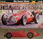"Mister Craft 1/24 Alfa Romeo ""Alfetta"" Racing Car Plastic Model Kit D-222 042226"