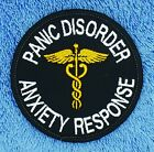 """Panic Disorder Anxiety Response Service Dog Patch 3"""" Assistance Danny & LuAnn"""