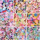 1000x Nail Art Mixed Stickers Design Fimo Slices Polymer Clay Decor Manicure US