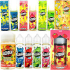 blue raspberry juice - BAZOOKA SOUR STRAWS JUICE 60ML 100ML 200ML ALL FLAVORS and ICE!
