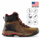 Maelstrom  Zion Men's 6'' Waterproof Work Boots for Construction Utility Safety