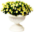 Novelty Mfg 38142 Planter, Classic Urn, White, Resin, 14-In.