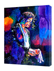 MICHAEL JACKSON  PHOTO/PICTURE  PRINT  ON FRAMED CANVAS WALL ART HOME DECORATION