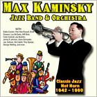 MAX KAMINSKY - Classic Jazz Hot Horn - CD - Import - **BRAND NEW/STILL SEALED**