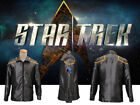 New! Star Trek Enterprise Away Team Jacket Uniform Costume Cosplay Halloween