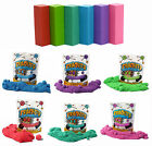 Waba Mad Mattr Magic Sand Kids Soft Modelling Craft 6 Colours To Choose No Mess image