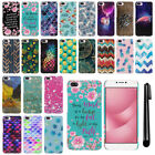"For Asus ZenFone 4 Max ZC554KL 5.5"" HARD Protector Back Case Phone Cover + PEN"
