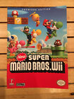Super Mario Galaxy New Super Mario Bros Wii Video Game Guide Books