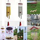 10 Types Wind Chimes Bells Copper Tubes Outdoor Yard Garden Home Decor Ornament