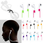 Cable Cord Silicone Anti Lost Strap Wireless Earphone Loop String fr AirPods