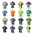 Men's Cycling Jersey MTB Team Bike Jerseys Tops Bicycle Clothing T-shirt M-3XL