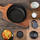 Внешний вид - Pie Cake Pan Tart Removable Non Stick Bottom Baking Pastry Mold 4 Sizes New