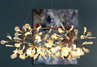 Heracleum Chandelier Tree Branches Firefly Lighting Hanging Design LED Lamp