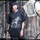 punk visual rock illuminati Kairaishi marionette doll long tshirt【JAG0008】