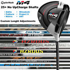 TaylorMade M4 Driver Draw 460 Custom 25+ No Up-Charge Shafts - New 2018