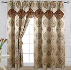 Luxury Jacquard Curtain Panel ...