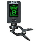 Clip-On Digital LCD Tuner Chromatic Electric Guitar, Bass, & All Instrument