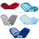 Внешний вид - McKesson Slipper Socks - 2 PAIRS - Terries - Skid Resistant Hospital Socks
