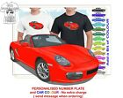 CLASSIC 1964 PORSCHE ILLUSTRATED T-SHIRT MUSCLE RETRO SPORTS CAR