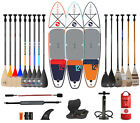 TwoBareFeet Sport Air 12'0 x 6'' Inflatable Paddleboard + SUP Package Choice