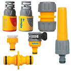Hozelock Watering Hose Pipe Fittings And Spayers Hose Connectors Hoses