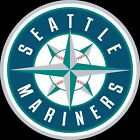 Seattle Mariners Circle  Vinyl Decal / Sticker 5 Sizes!!!