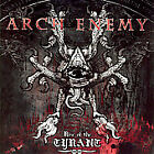 Rise of the Tyrant by Arch Enemy (CD, Sep-2007, Century Media (USA))