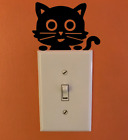 Little Animals Light Switch Sticker Kids Bedroom Vinyl Wall Decal Room Decor