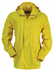 Outback Trading Co. Pak-A-Roo Parka Mens Jacket Gold Waterproof Breathable