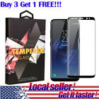 US 3D Tempered Glass Film Screen Protector For Samsung Galaxy Note8 S8 Plus e0