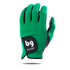 BENDER COLOR GOLF GLOVE ● Green Spandex - Cabretta Leather