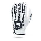 BENDER COLOR GOLF GLOVE ● White Bones Mesh - Cabretta Leather