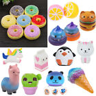 Animals Type Slow Rising Squishies Toys Scented Charms Kawaii Squishy Squeeze