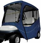 Classic Accessories Fairway Golf Cart Travel Enclosure with Carrying Duffle Bag