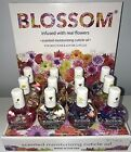 Blossom Scented Cuticle Oil with Real Flowers 0.92 fl. oz/27.3 ml - YOU CHOOSE