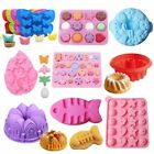 3D Silicone Ice Cube Candy Chocolate Cake Cookie Cupcake Soap Molds Mould DIY $5.99 CAD on eBay