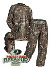 HECS Suit Deer Hunting Clothing - 3 Piece Shirt, Pants, Headcover | SM <-> 3XJacket & Pant Sets - 177872