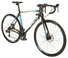Vilano Shadow 3.0 Road Bike Shimano STI Integrated Shifters, Tektro Disc Brakes