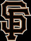 San Francisco Giants SF logo Vinyl Decal / Sticker 5 Sizes!!! on Ebay