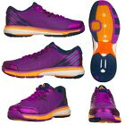 adidas Energy Boost Volley Women's Indoor Court Volleyball Trainers Purple New