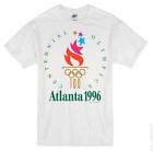 New USA Atlanta 1996 Centennial Olympic Games Vintage Coke Coca Cola 90s Shirt $21.99  on eBay