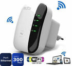 300Mbps Wifi Repeater N 802.11 AP Range Router Wireless Extender Booster LOT XX