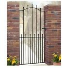 Manor Ball Top Metal Side Gate | Choice of 762mm - 1220mm (w) x 1980mm (h)